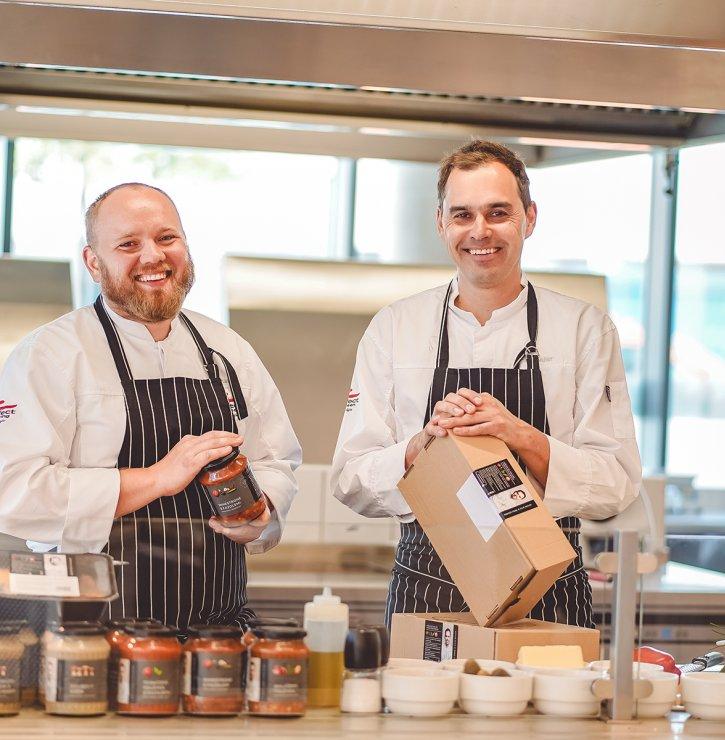 Šéfkuchař Filip Sajler: Gastronomie se změnila. Kromě špičkové přípravy je jídlo potřeba i správně zachladit a dostat k zákazníkovi