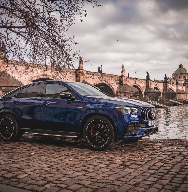 Mercedes-AMG GLE 53 4Matic+ kupé aneb Luxusní kupéčko, které nabídne až překvapivě moc místa