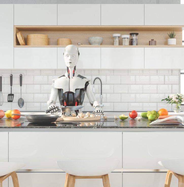 """Moderní technologie vládnou kuchyním. Po """"hrnečku, vař"""" přichází """"troubo, otevři se"""""""