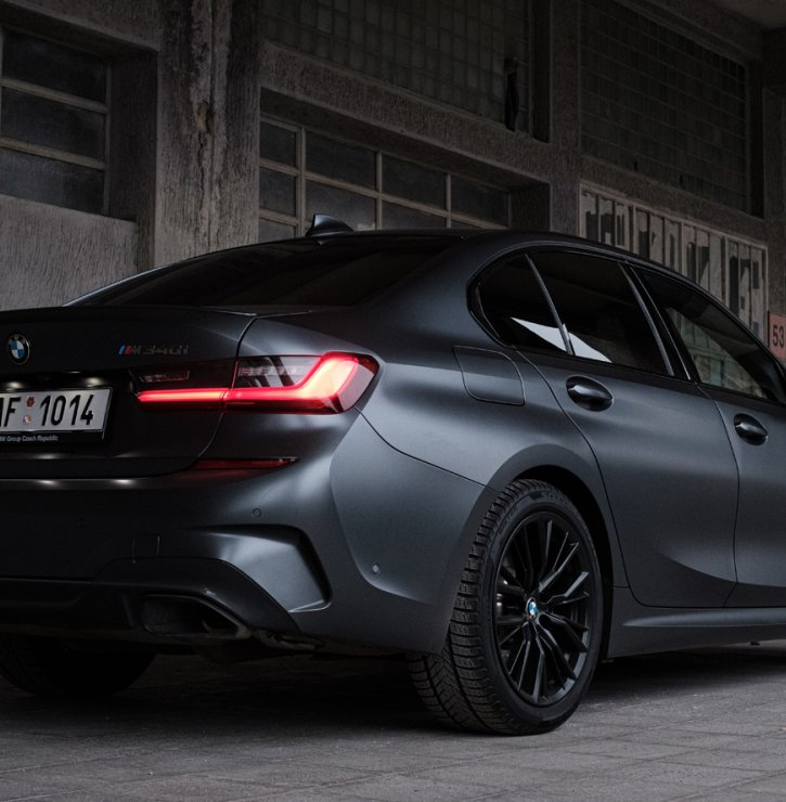 BMW M340i xDrive First Edition – výjimečný vůz s výjimečnými vlastnostmi