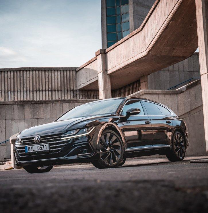 Volkswagen Arteon Shooting Brake R-Line aneb Stylový kombík s nadmírou komfortu