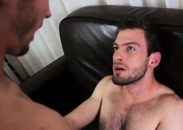 Rovný muž análny sex
