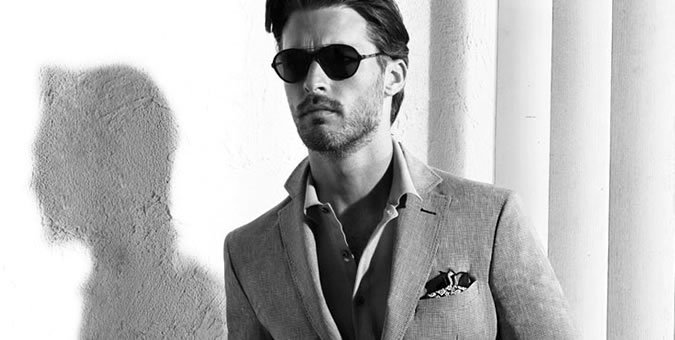 a3ee537c0924 Jedním z letošních letních trendů v pánské módě je styl let padesátých.  Jaké jsou hlavní