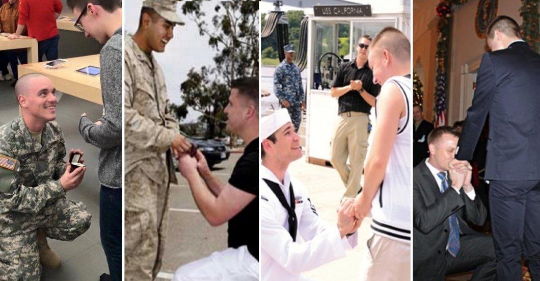 Gay sex americké armády