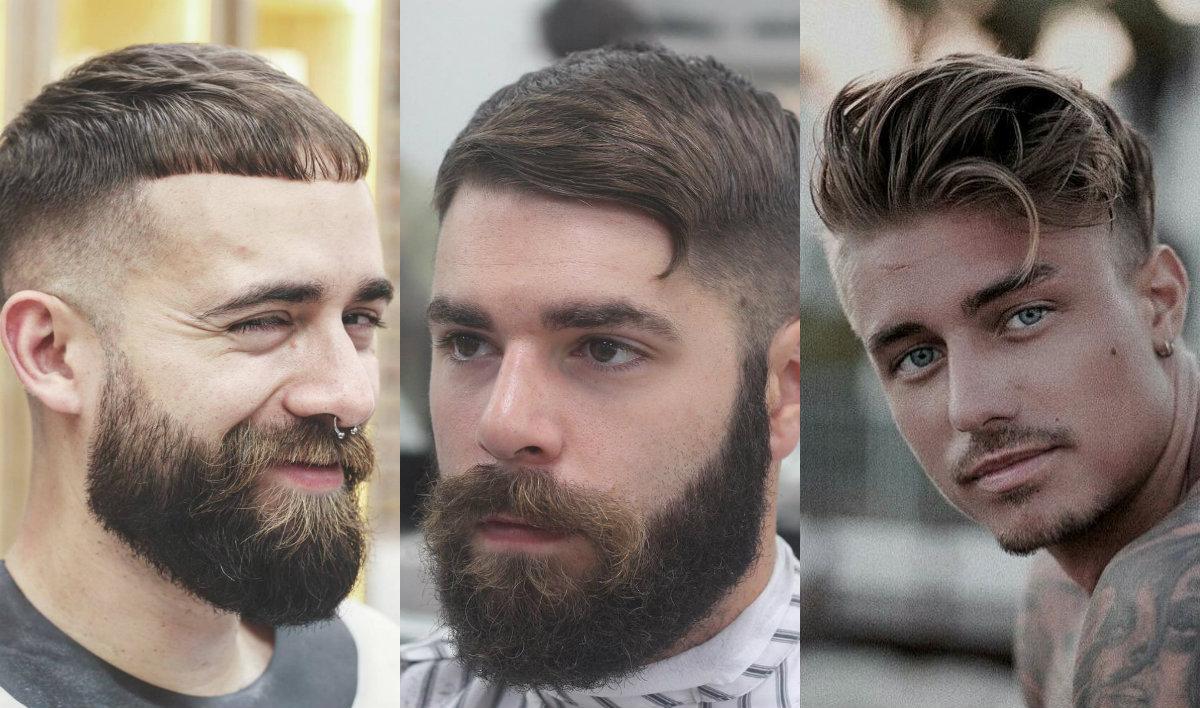 Hairstyles 2019 Men: Pánské účesy, Které Budou Hitem V Roce 2019