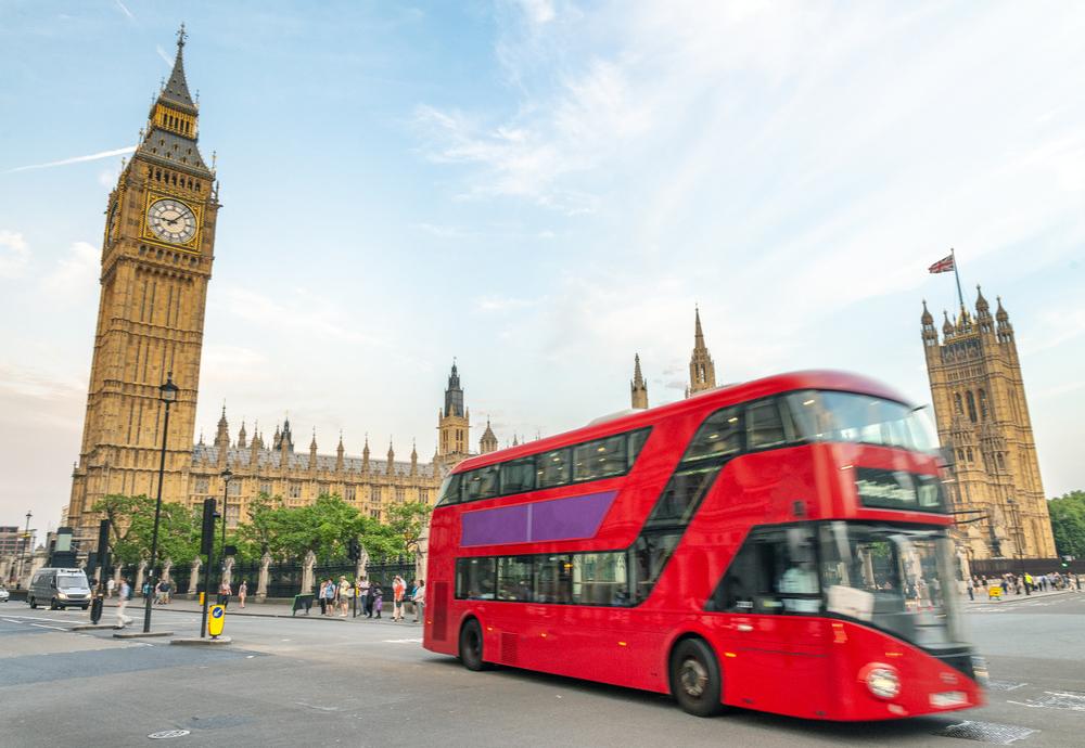 Nejlepší seznamky pro Londýn