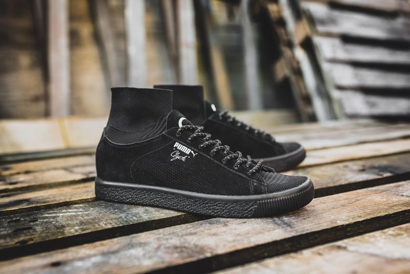 new style 55231 ef794 Black Rainbow x Puma: Clyde Sock Pack | LUI